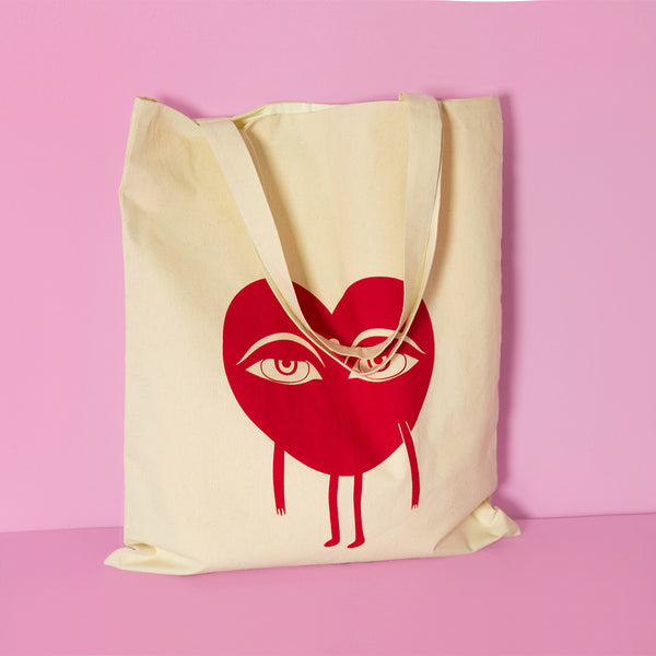 Buddhist Heart sack bag