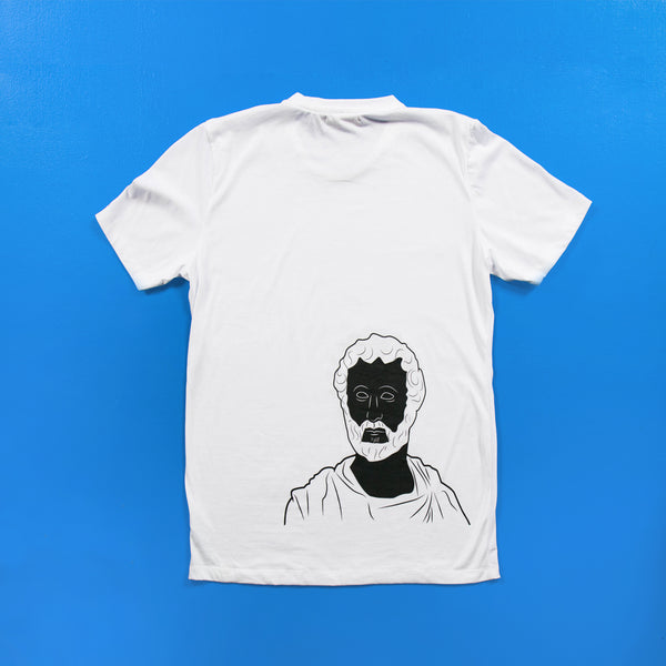 Greek philosopher T-shirt