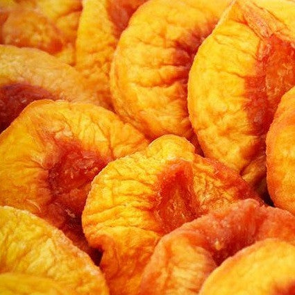 Peach halves dried 5kg loose