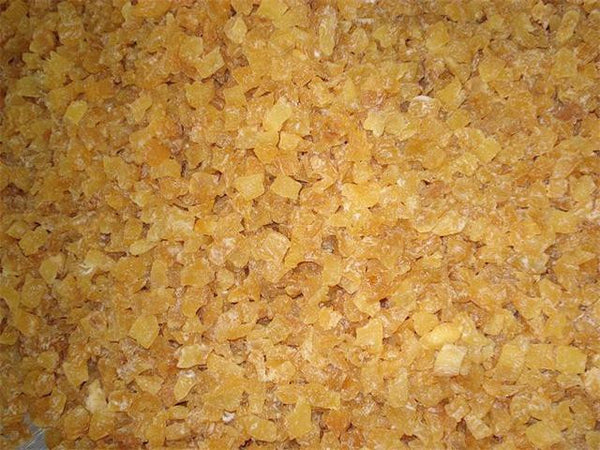 Pear Cubes Pieces dried 5kg loose