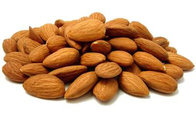 Almonds raw 1kg loose