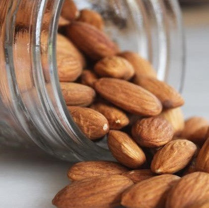 Almonds roasted 2kg