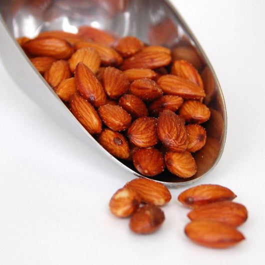 Almonds roasted 1kg loose