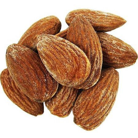 Almonds roasted & salted 1kg loose