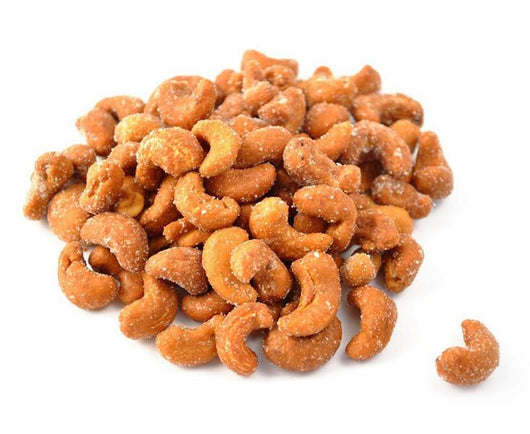 Cashew Nuts roasted & salted 2kg loose