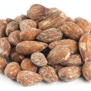 Almonds roasted & salted 5kg loose