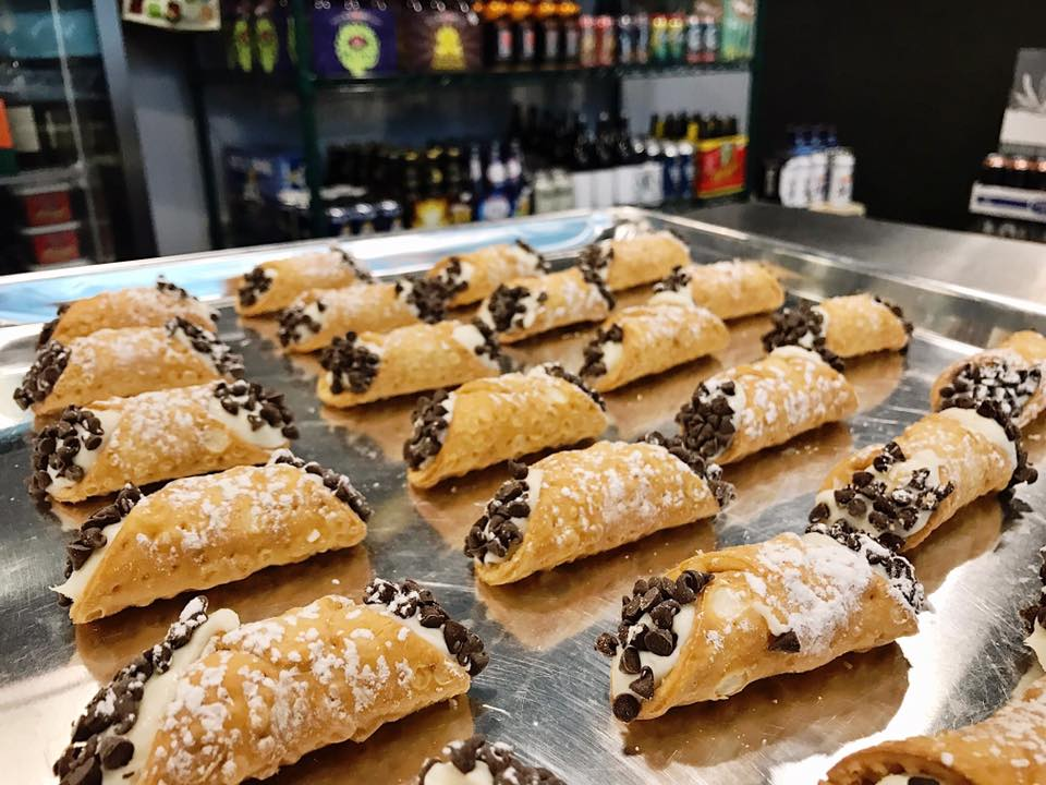 Cannoli 3 Packs