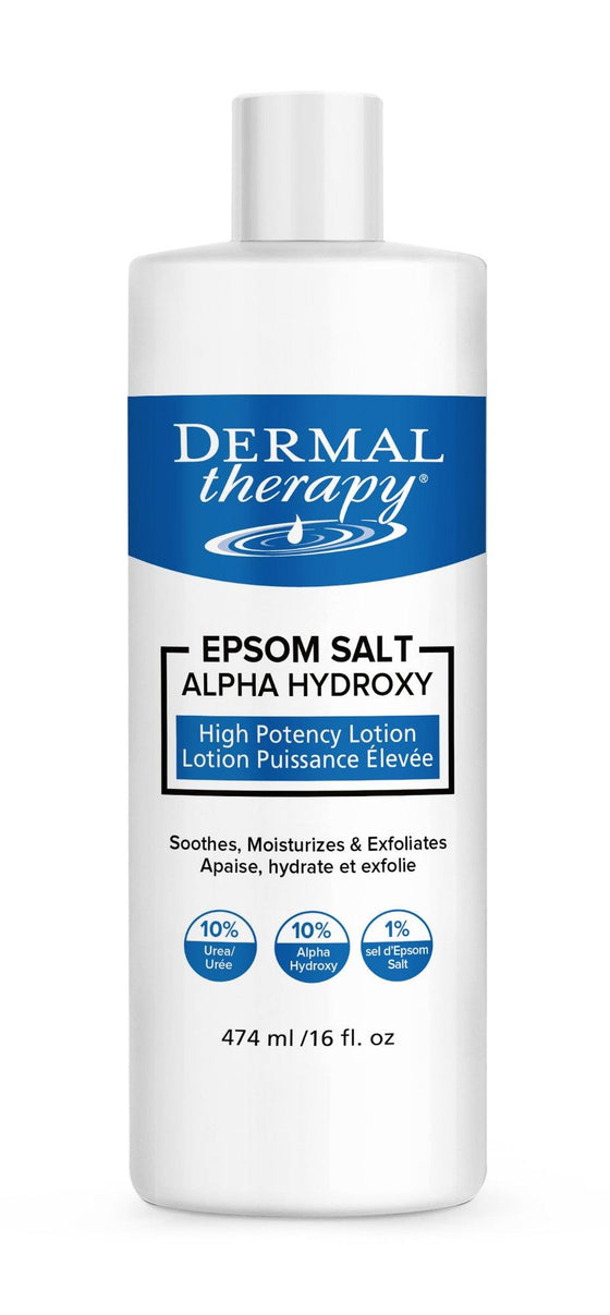 DTR Epsom Salt Alpha Hydroxy Lotion