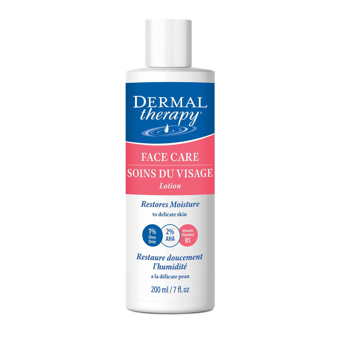 DTR Face Care Moisturizing Lotion