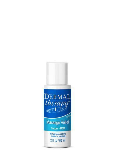 DTR Dermal Therapy Massage Relief Lotion- 10% Urea 10% Lactic Acid (Alpha Hydroxy Acid)