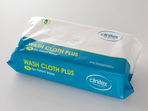 Washcloth Wipes