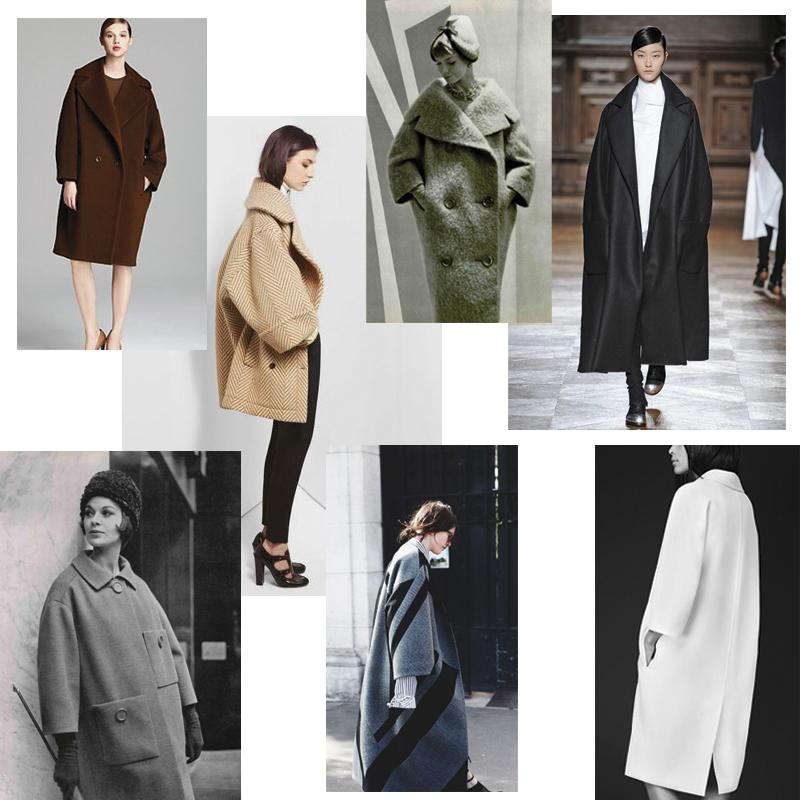 Pattern of the week: The oversize coat
