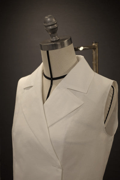 Lapel/collar 1 double breasted