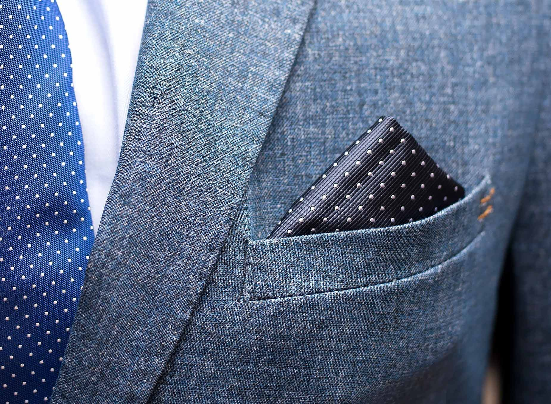 Who Invented The Pocket Square