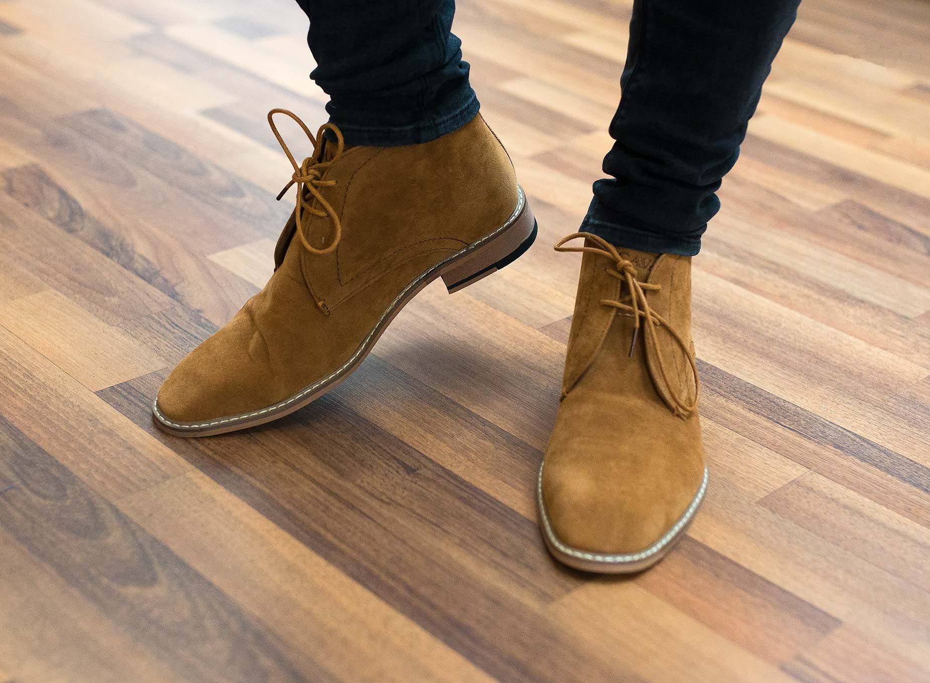 House Of Cavani James Tan Boots Review