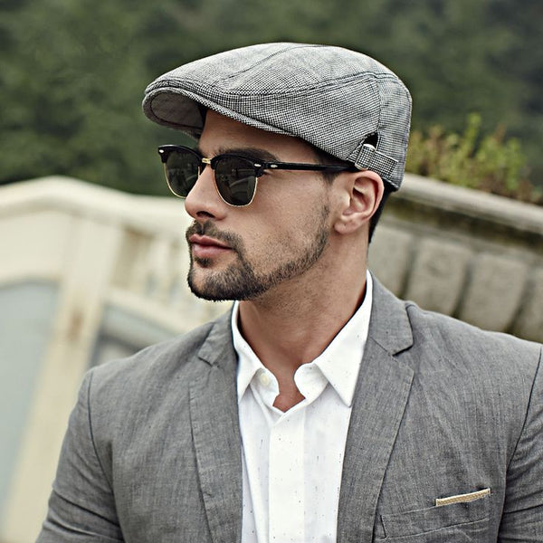 382a9800a32 Why Every Fashionable Man Needs A Flat Cap