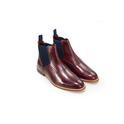 Moriarty Wine Boots