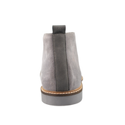 Sahara Light Grey Suede Boots
