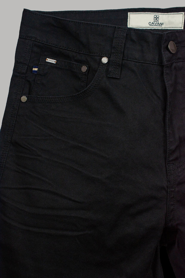 Brad Black Denim Jeans