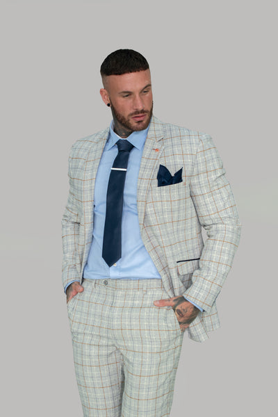 Cody Ice Check Blazer