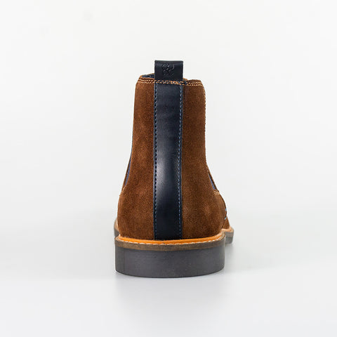 Arizona Cognac Boots