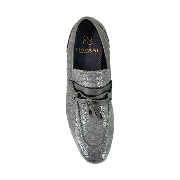 Brindisi Grey Loafer