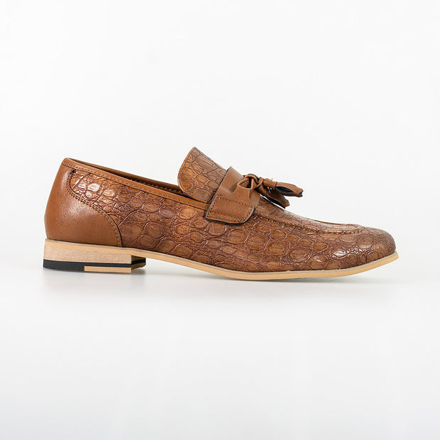Brindisi Tan Loafer