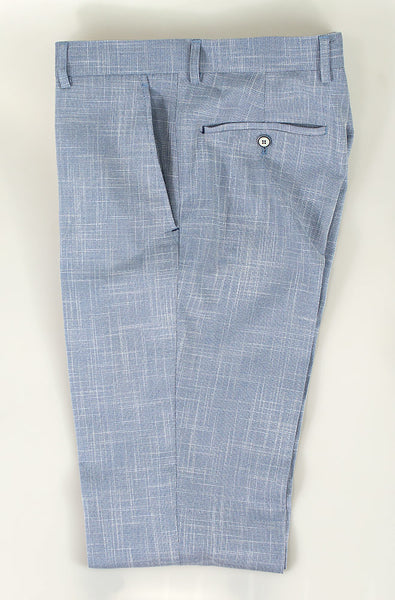 Bullit  Blue Slim Fit Trousers