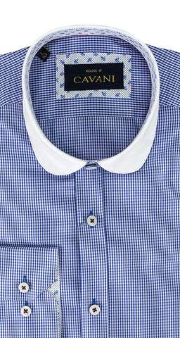 Shirt No. 651 Royal Blue