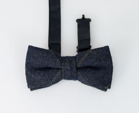 Kemson Navy Bow Tie Set - Cavani