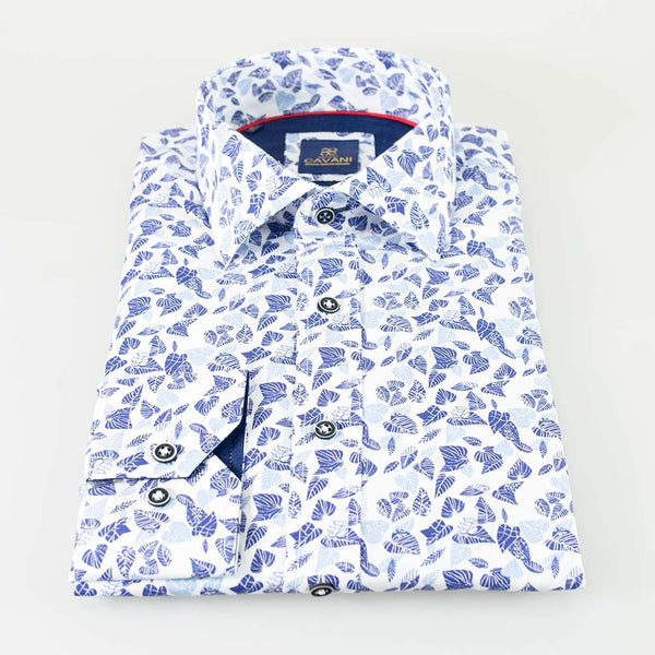 Shirt No. 808 Blue