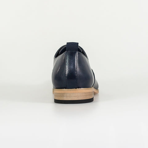 Carlotta Navy Shoes