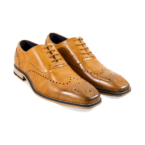 Fabian Tan Formal Shoes