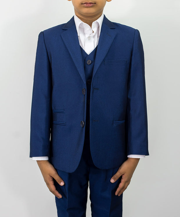 Ford Blue Boys Suit