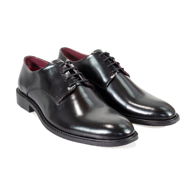 Foxton XL Black Signature Shoes