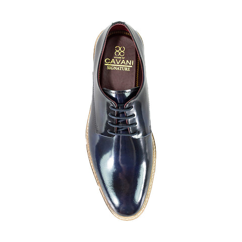 Foxton Navy Signature Shoes