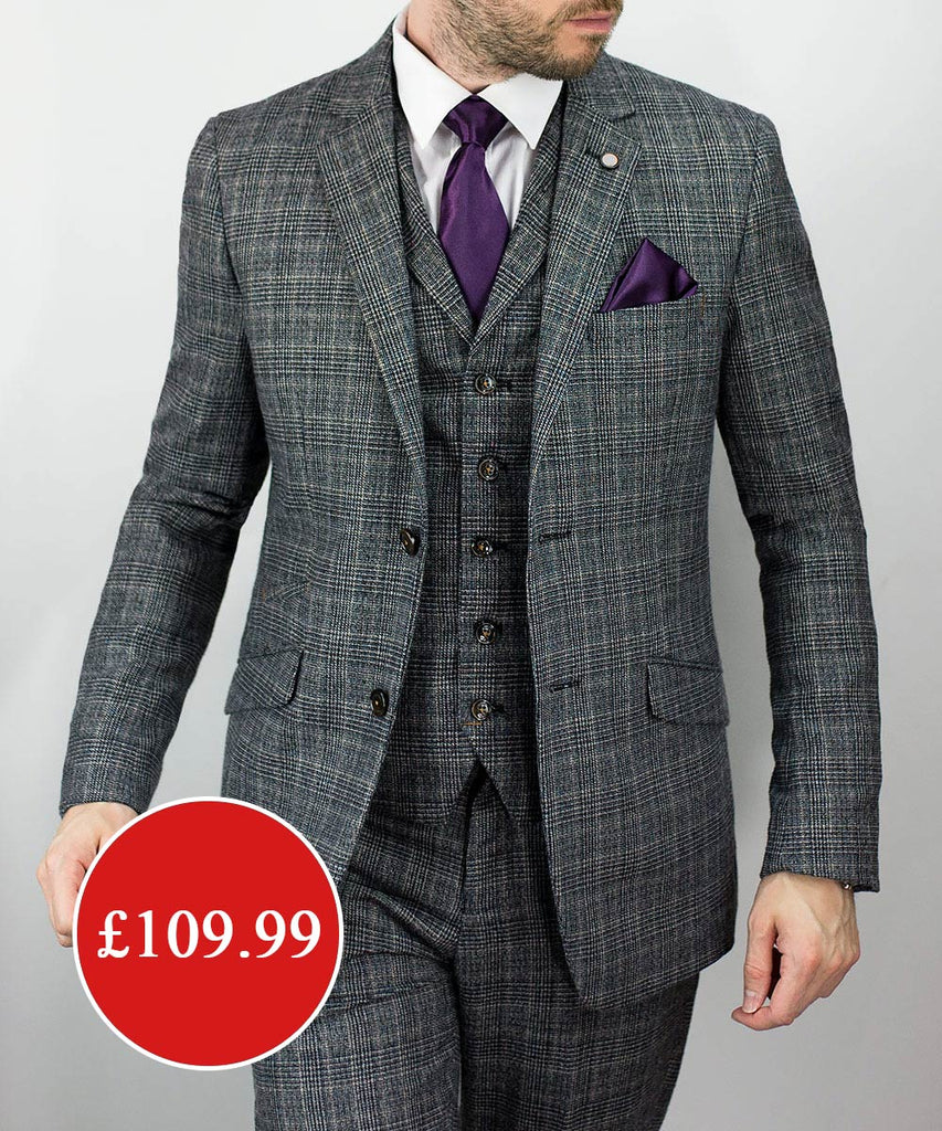 Tweed Suits Henry Suit House Of Cavani