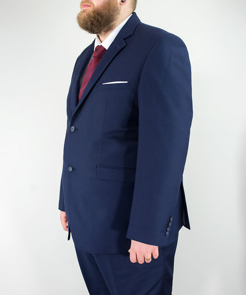 Jefferson Navy Suit Extra Large