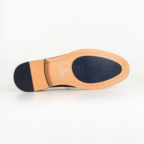 Lucius Tan Loafers