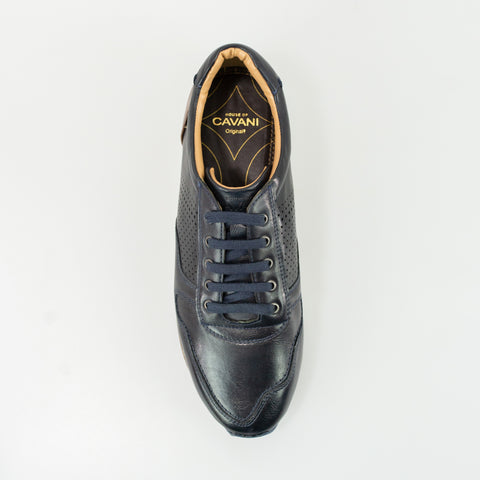 Marcus Navy Smart Trainers