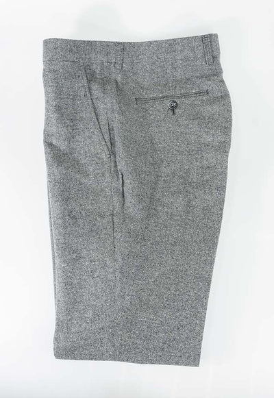 Martez Grey Tweed Trousers