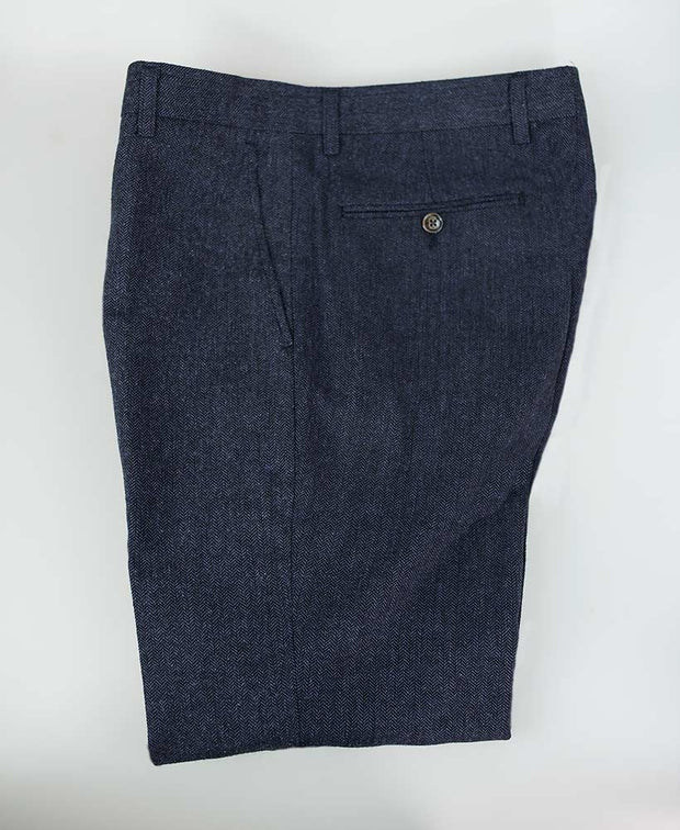 Martez Navy Trousers - Cavani