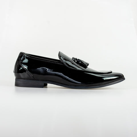 Walter Black Patent Loafer