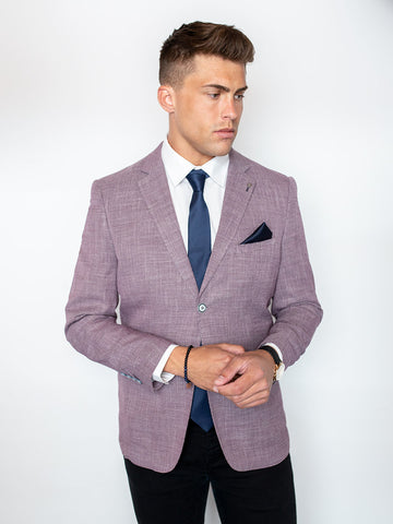 Miami Lilac Slim Fit Blazer