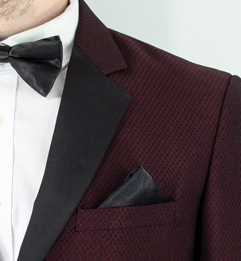 Myers Wine Two Piece Suit
