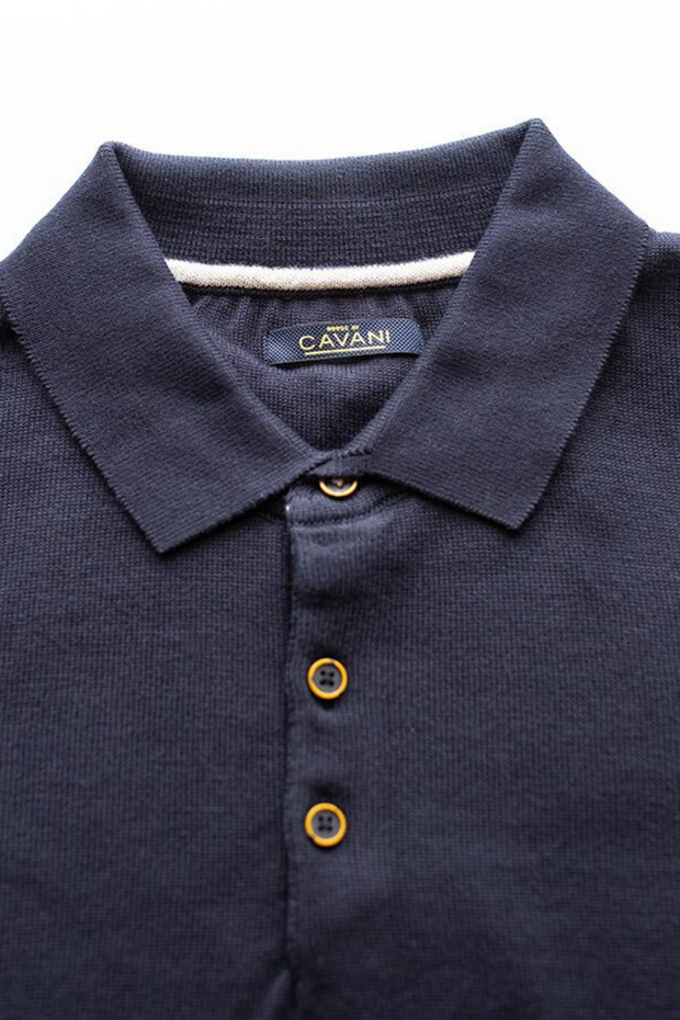 Cavani Navy Polo Shirt