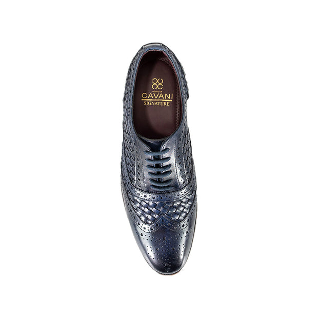 Orion Navy Signature Shoes
