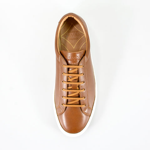 Pursuit Tan Smart Trainers
