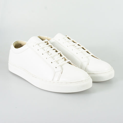 Pursuit White Smart Trainers