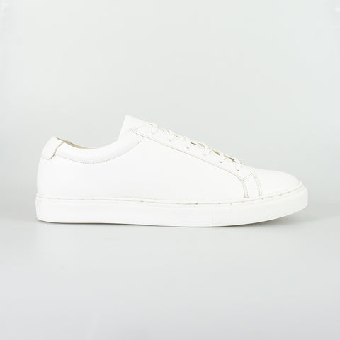 White Pursuit Smart Trainers